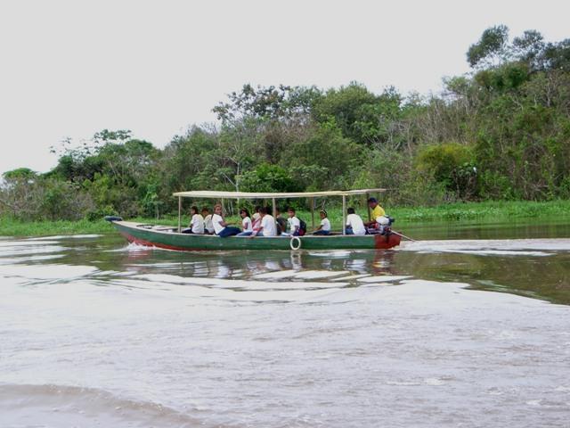 Schulboot